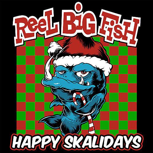 Alliance Reel Big Fish - Happy Skalidays