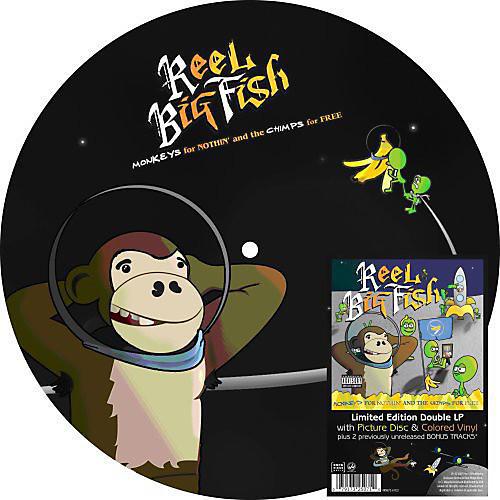 Alliance Reel Big Fish - Monkeys for Nothin