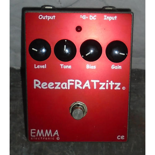 ReezaFRATZzitz II Overdrive And Distortion Effect Pedal