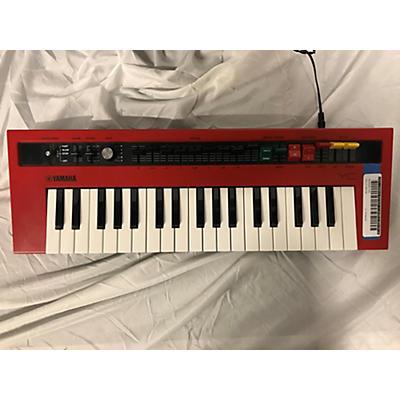 Yamaha Reface YC Mobile Mini Keyboard Synthesizer