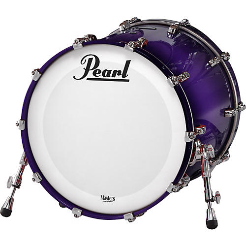 pearl reference bass drum purple craze 24 x 18 in musician 39 s friend. Black Bedroom Furniture Sets. Home Design Ideas