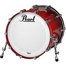 Reference Bass Drum Scarlet Fade 24 x 18 in.