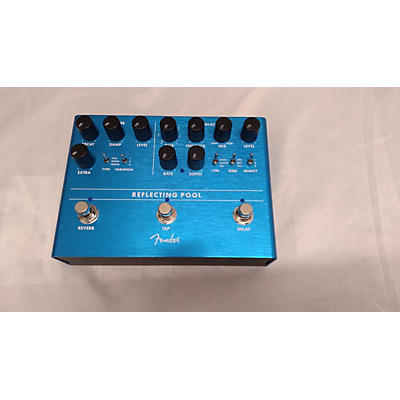 Fender Reflecting Pool Effect Pedal