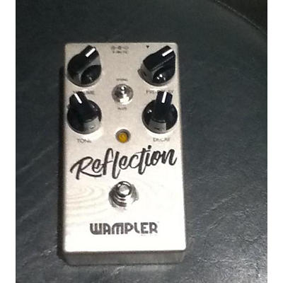Wampler Reflection Effect Pedal