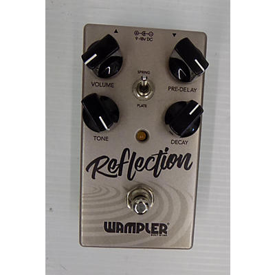 Wampler Reflection Effect Pedal