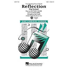 Hal Leonard Reflection (Pop Version) (from Mulan) SSA arranged by Mac Huff