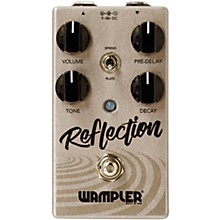 Open BoxWampler Reflection Reverb Effects Pedal
