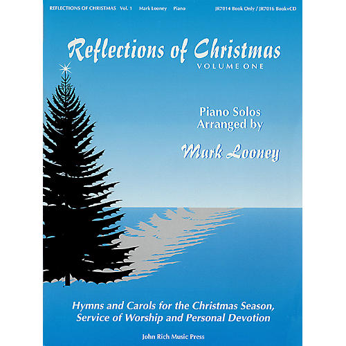 John Rich Music Press Reflections Of Christmas Vol. I Cd Pkg
