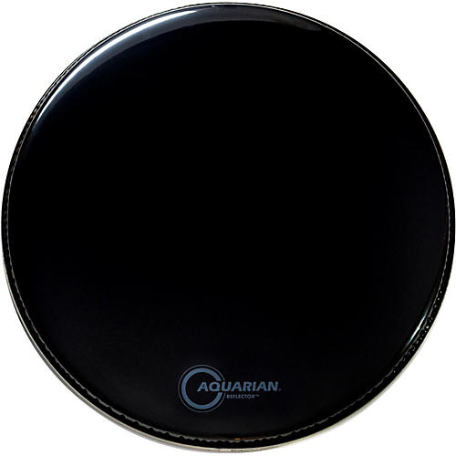 Aquarian Reflector Series Bass Drum Head