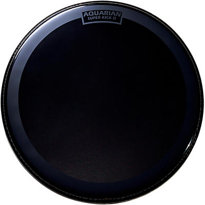 Aquarian Reflector Series Super Kick II Bass Drum Head