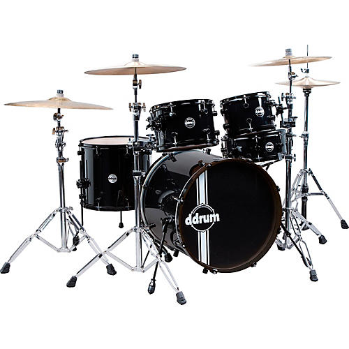 Ddrum Reflex 5-Piece Shell Pack with 22