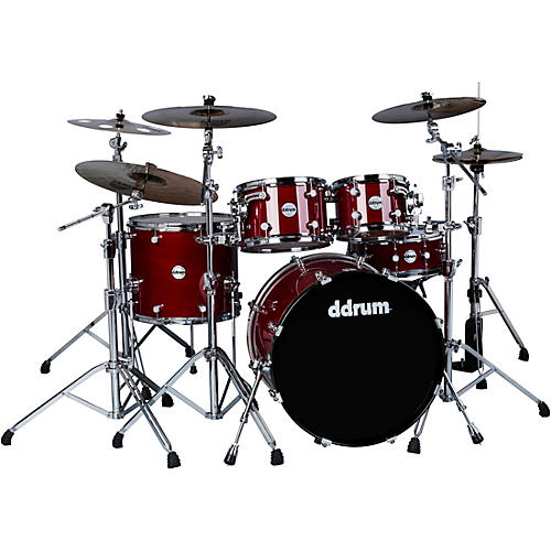 Ddrum Reflex Elite 5-Piece Drum Shell Pack