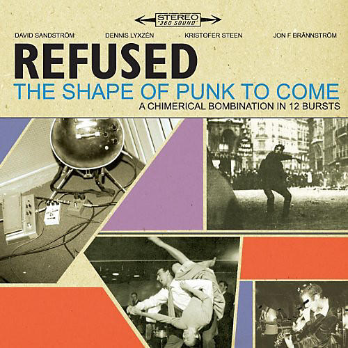 Alliance Refused - The Shape Of Punk To Come