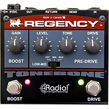 Open Box Radial Engineering Regency Pre-Drive and Booster Guitar Effects Pedal