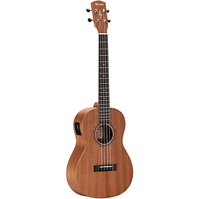 Alvarez Regent Baritone Acoustic-Electric Ukulele