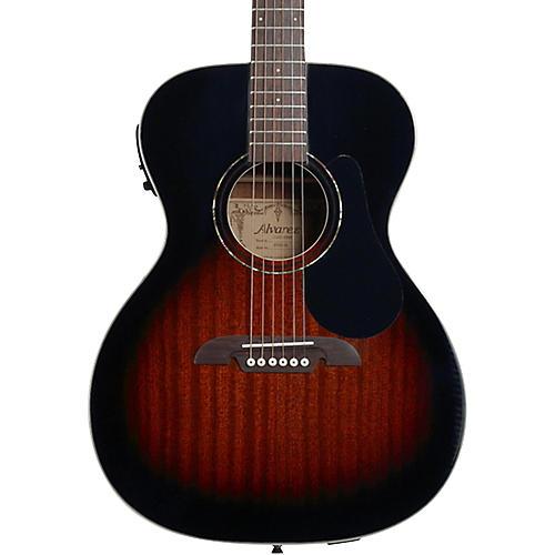 Alvarez Regent RF266 OM/Folk Acoustic-Electric Guitar
