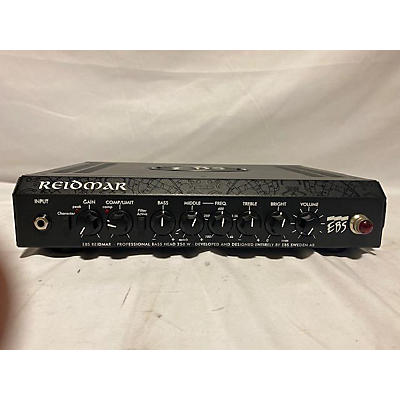 EBS Reidmar 250W Portable Bass Amp Head
