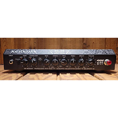 EBS Reidmar 470 Bass Amp Head