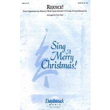 Daybreak Music Rejoice! (Medley) SATB arranged by Don Hart