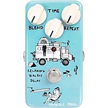 Animals Pedal Relaxing Walrus Delay Effects Pedal