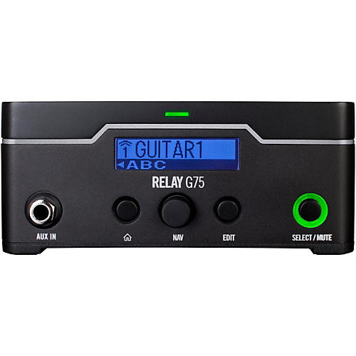 Line 6 Relay G75 Digital Wireless Guitar System Condition 2 - Blemished Regular 190839746931