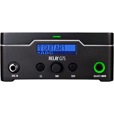 Line 6 Relay G75 Digital Wireless Guitar System