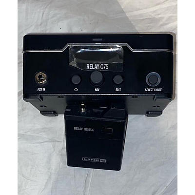 Line 6 Relay G75 Wireless System
