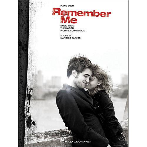 Hal Leonard Remember Me - Music From The Motion Picture Soundtrack For Piano Solo