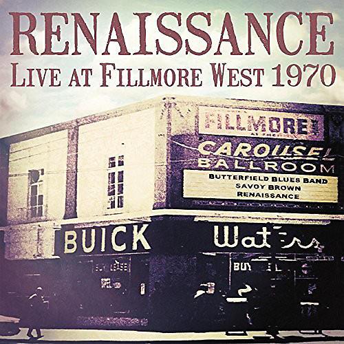 Alliance Renaissance - Live At Fillmore West 1970
