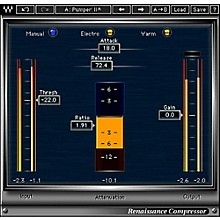 Waves Renaissance Compressor Native/TDM/SG Software Download