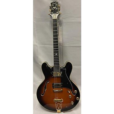PEERLESS Renaissance Custom Hollow Body Electric Guitar