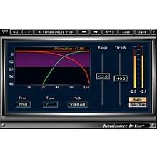Waves Renaissance DeEsser Native/TDM/SG Software Download
