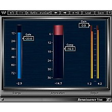 Waves Renaissance Vox Native/TDM/SG Software Download