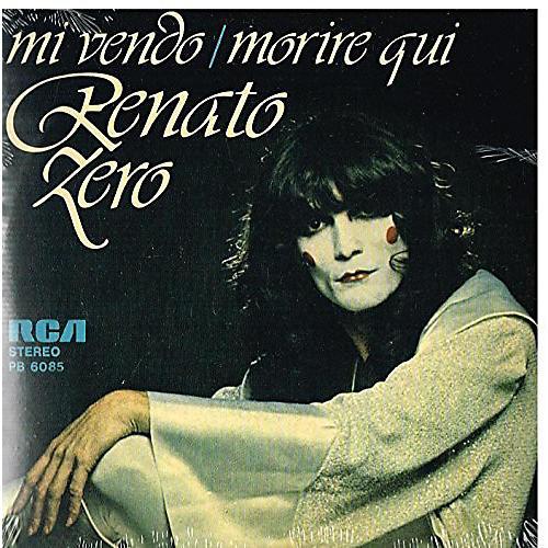 Alliance Renato Zero - Mi Vendo / Morire Qui
