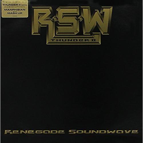 Alliance Renegade Soundwave - Thunder II