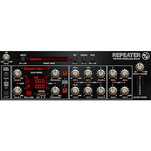 Slate Digital Repeater Delay