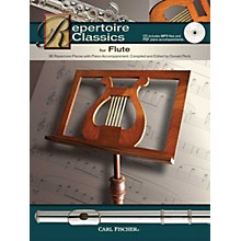 Carl Fischer Repertoire Classics for Flute (Book/ Data MP3 CD)