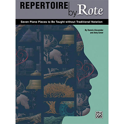 Alfred Repertoire by Rote Elementary/Late Elementary Book