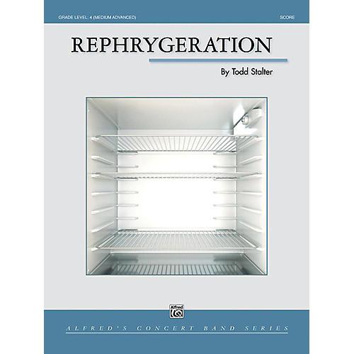 Alfred Rephrygeration - Grade 4 (Medium Difficult)