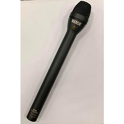 Rode Reporter Dynamic Microphone