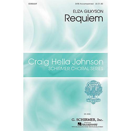 G. Schirmer Requiem (Craig Hella Johnson Choral Series) SATB arranged by Craig Hella Johnson