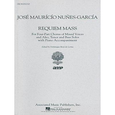 Associated Requiem Mass (SATB) SATB composed by José Nunes-Garcia