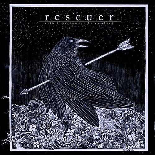 Alliance Rescuer - With Time Comes The Comfort (Blue Vinyl)
