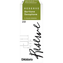 Reserve Baritone Saxophone Reeds, 5-Pack 2