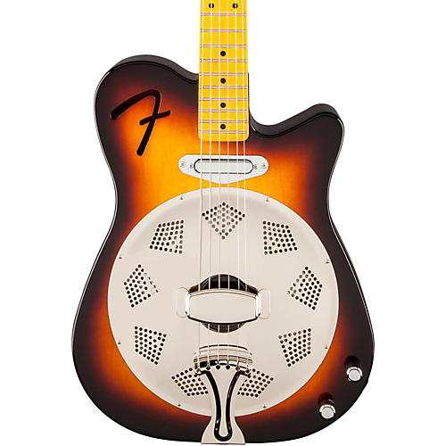 Fender Reso-Tele Acoustic-Electric Resonator Guitar