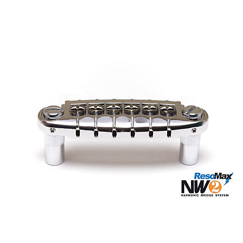 Graph Tech ResoMax NW1 Wraparound Bridge with Alloy Saddles