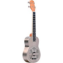 Gold Tone ResoUke Tenor-Scale Metal Body Resonator Ukulele