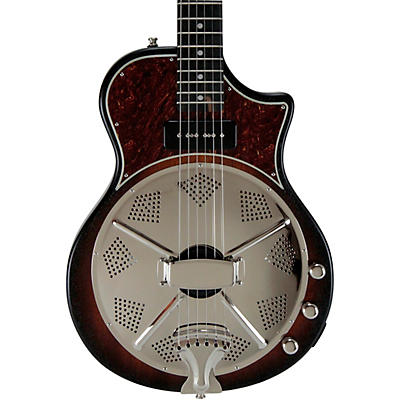 Beard Guitars Resoluxe Single-Cut Resonator Guitar