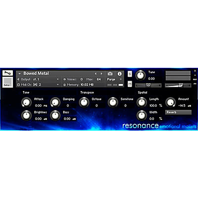 Impact Soundworks Resonance: Emotional Mallets (Download)