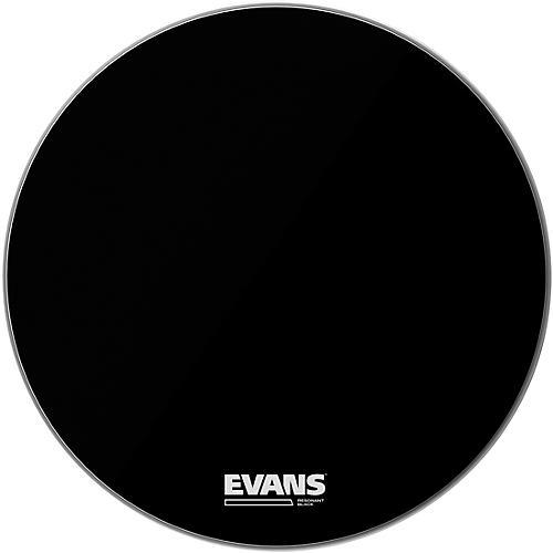 Evans Resonant Black Bass Drumhead